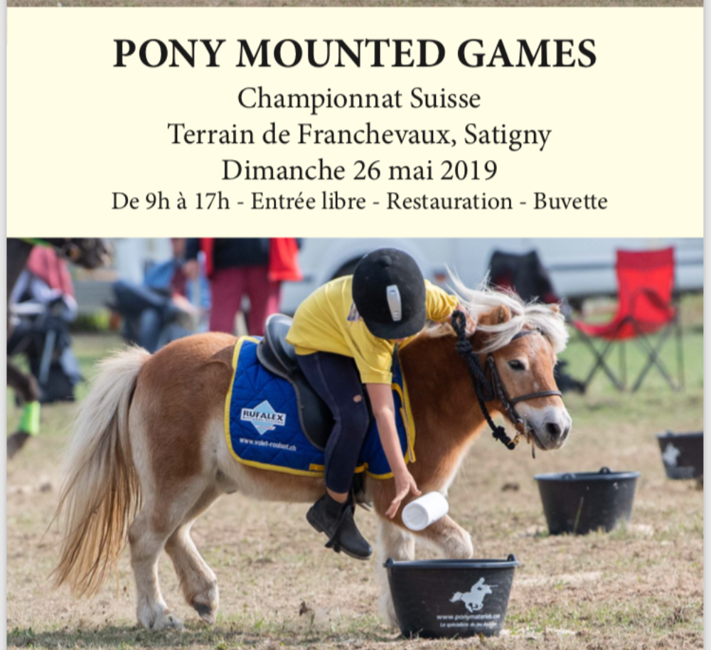 Passion Pony Games